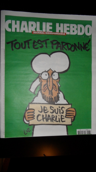 Annonce occasion, vente ou achat 'Charlie Hebdo N°1178'