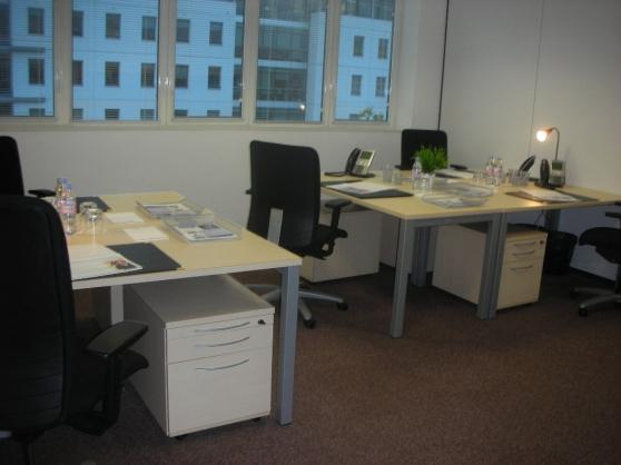Bureaux standing Immeuble Plaza - Lyon P