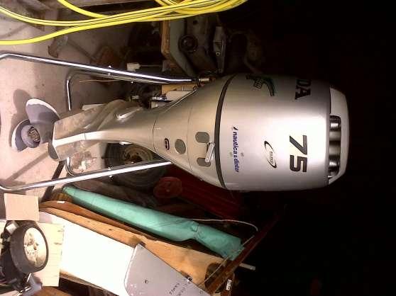 moteur hors bord 75 cv 4 temps nautisme moteurs hors
