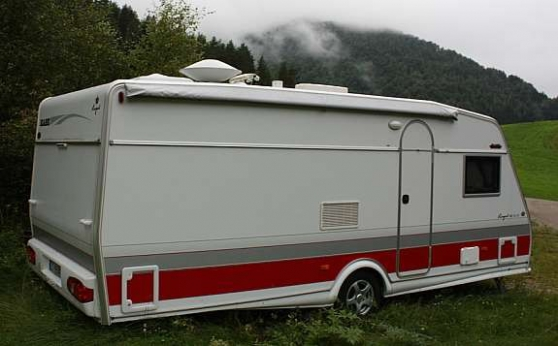 Caravane KaBe Royal 560 XL KS