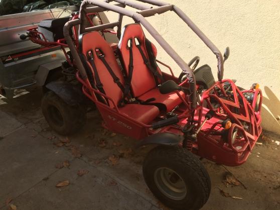 Buggy Kinroad 250 XT