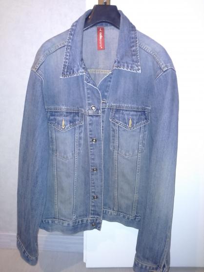 Annonce occasion, vente ou achat 'veste en jean'