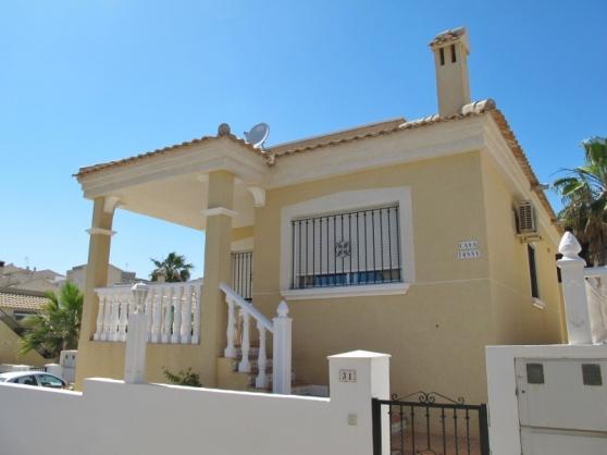 villa a louer en espagne avec pis privée