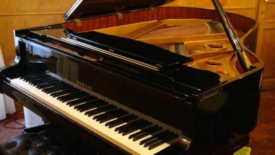 vends piano berger 1/2 queue de 1989 - Annonce gratuite marche.fr