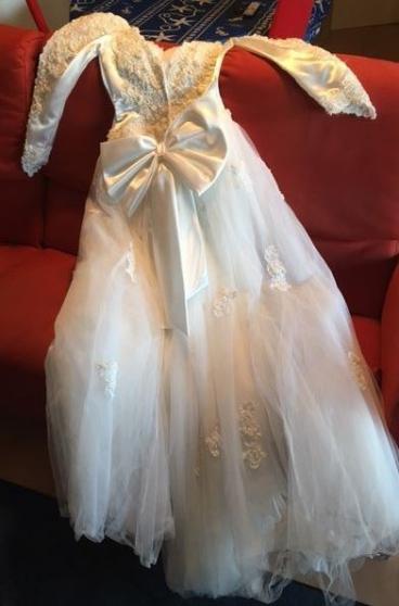 Robe de mariée taille 40