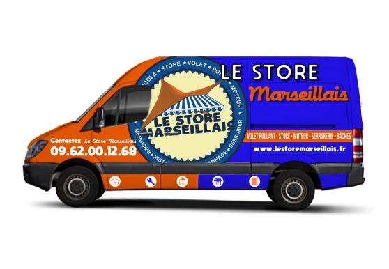 Annonce occasion, vente ou achat 'VOLET ACCORDEON MARSEILLE'