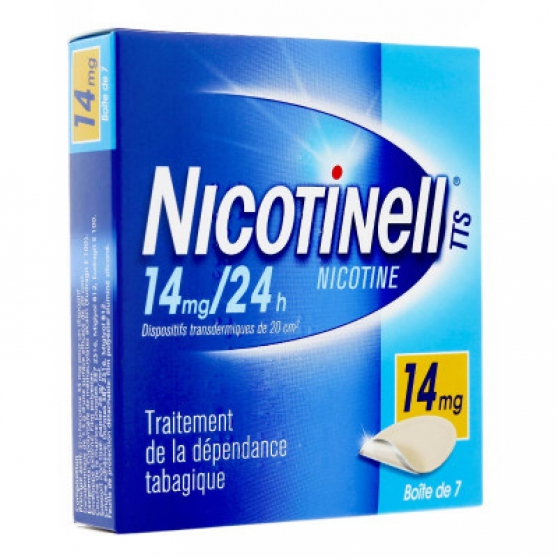 Annonce occasion, vente ou achat 'Patchs contre le tabagisme Nicotinell'
