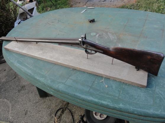 fusil juxta.16 à broche - Photo 2