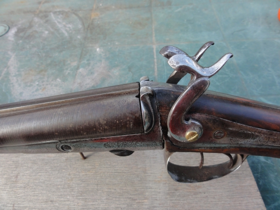 fusil juxta.16 à broche - Photo 3