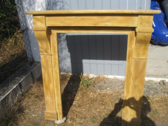 Annonce occasion, vente ou achat 'cheminée bois typique île d\'yeu'