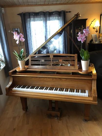 Annonce occasion, vente ou achat 'piano à queue Feurich'