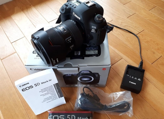 Annonce occasion, vente ou achat 'Canon EOS 5D mark IV'