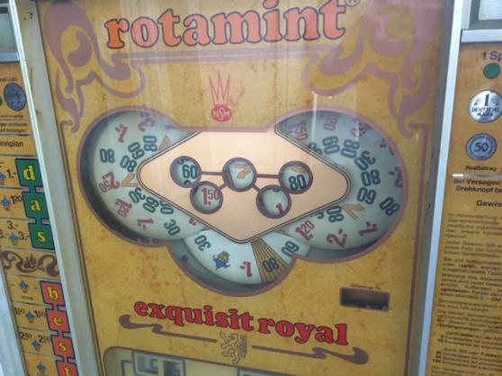 Lot de 3 machines à sous allemande - Photo 2