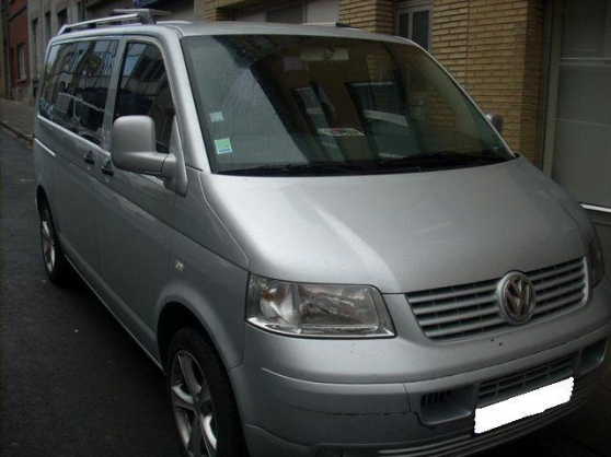 Annonce occasion, vente ou achat 'Volkswagen Transporter COMBI LONG 2.5 T'