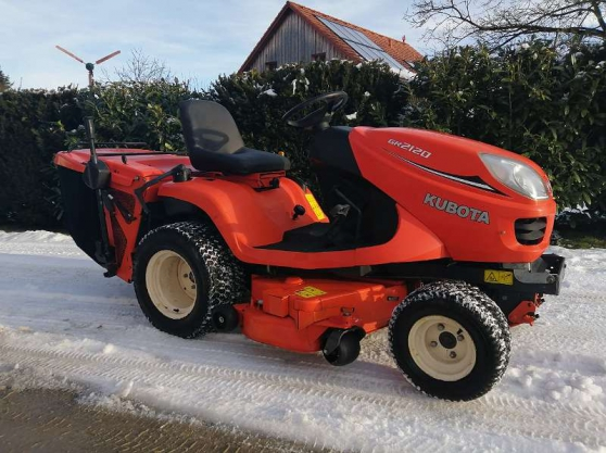 Annonce occasion, vente ou achat 'Kubota GR 2120'