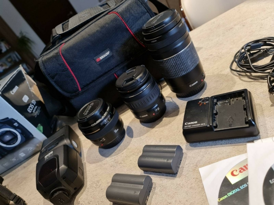 Canon EOS 5D Mark 1 avec objectifs / 50 - Photo 2