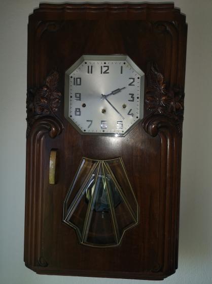 Annonce occasion, vente ou achat 'Horloge carillon Odo'