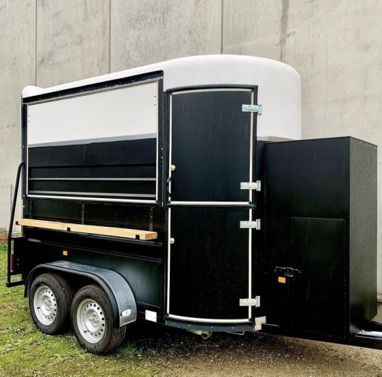 New Food Truck - Remorques Neuves Aménag