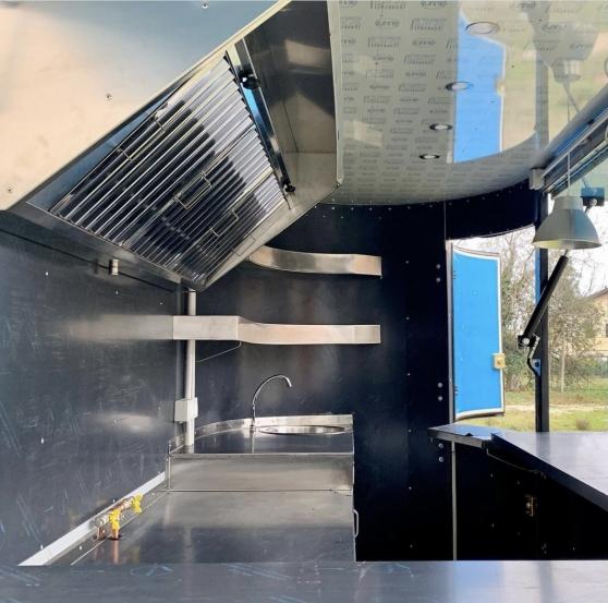 New Food Truck - Remorques Neuves Aménag - Photo 2