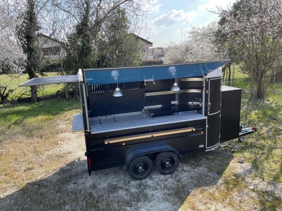 New Food Truck - Remorques Neuves Aménag - Photo 4