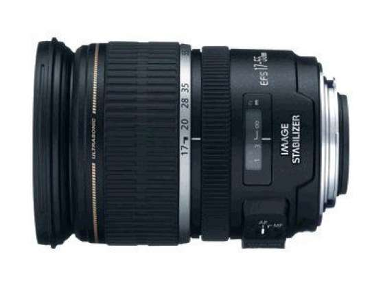 Objectif Canon zoom -EF-S 17-55 mm f2.8