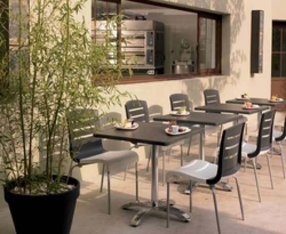 mobilier restaurant gone ecofix dijon h tellerie. Black Bedroom Furniture Sets. Home Design Ideas