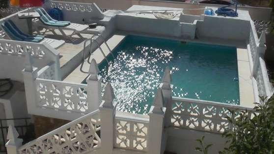 villa piscine privee a lliria (espagne )