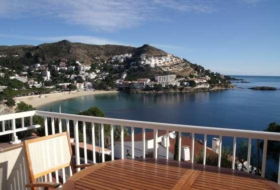 T3 avec vue sur mer en Espagne