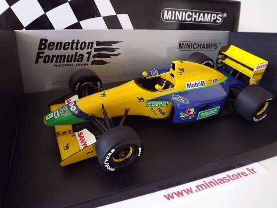 F1 1/18 Benetton B191B M.Schumacher 1992