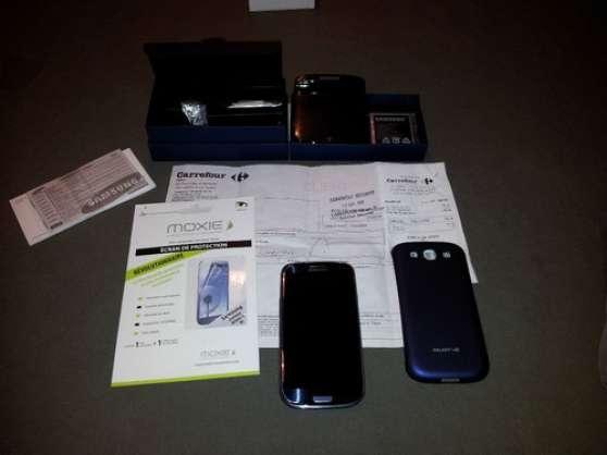 Samsung Galaxy S3 32GO / Garantie / Acce