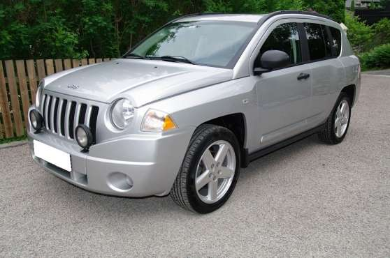 Jeep Compass 2.0 crd 140 limited