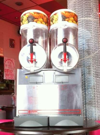 Machine a granita 2 fois 15 litre neuf