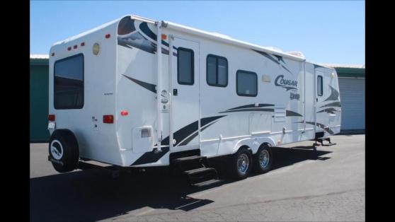 caravane americain caravanes camping car caravanes. Black Bedroom Furniture Sets. Home Design Ideas