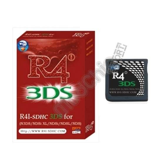 Annonce occasion, vente ou achat 'Linker R4i SDHC + micro SD 4GB'