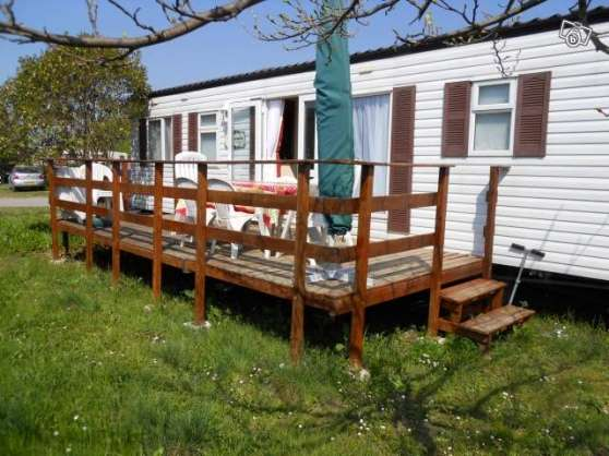 mobil-home 8pers