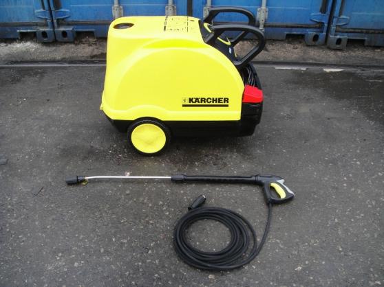 Karcher HDS 550 Eco Chaud et froid Lavag