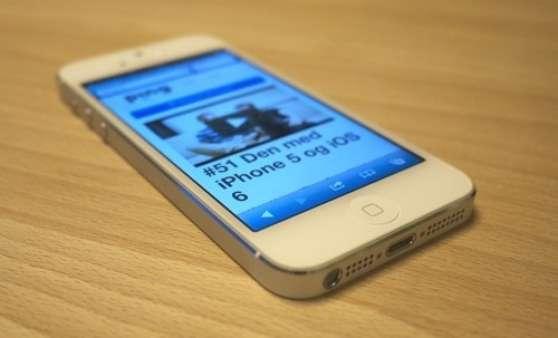Petite Annonce : Iphone 5-64 go blanc - IPhone 5-64 Go blanc Vendre mon iPhone 5-64 Go. blanc. Dans la boîte