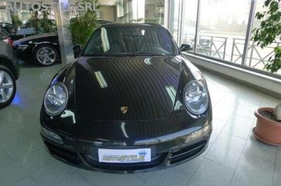 Porsche 997 Carrera Coupé