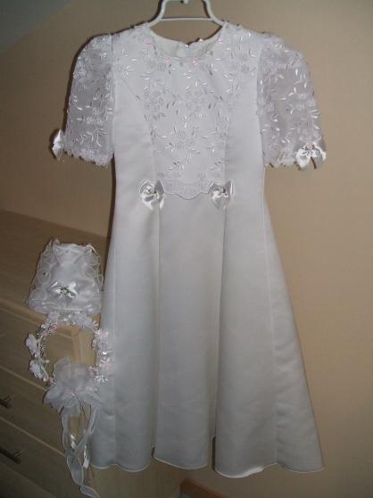 Robe de communion / cérémonie