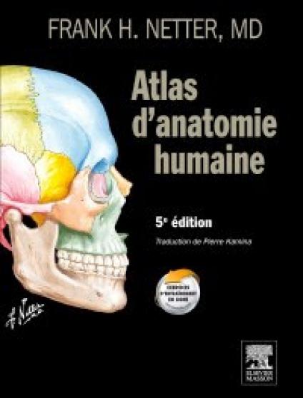 Netter : Atlas d'anatomie 5ème édition
