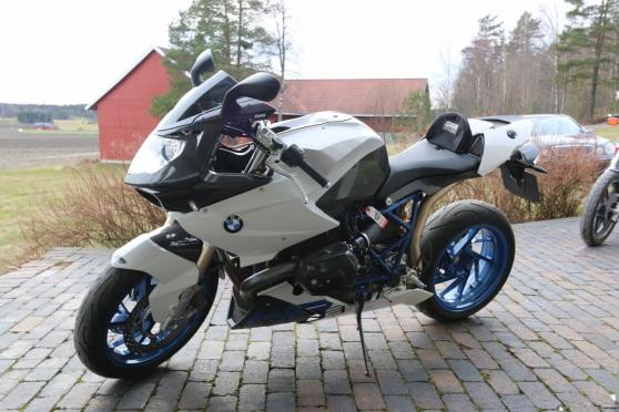 Annonce occasion, vente ou achat 'BMW HP2'