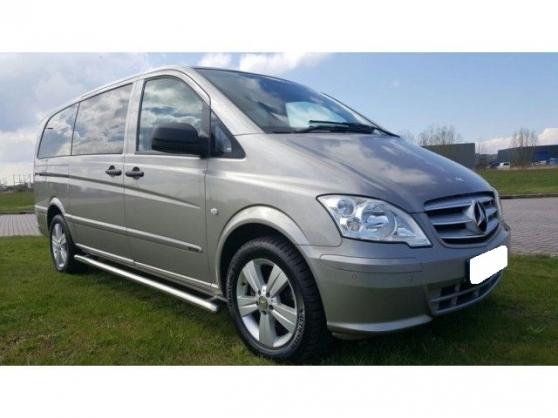 Mercedes-Benz Vito jolie