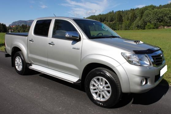 Toyota hilux 2 5 dci diesel 5portes auto toyota for Garage ml auto beaumont sur oise