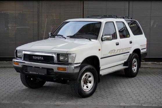 Toyota 4Runner TURBO 4x4