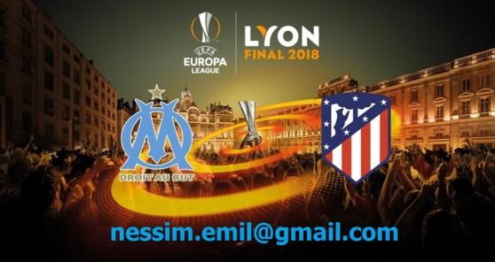 2 Billets UEFA Europa League Final Lyon