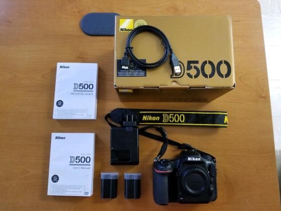 Nikon D500 - Photo 2