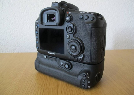 Annonce occasion, vente ou achat 'Canon EOS 7D mkII'