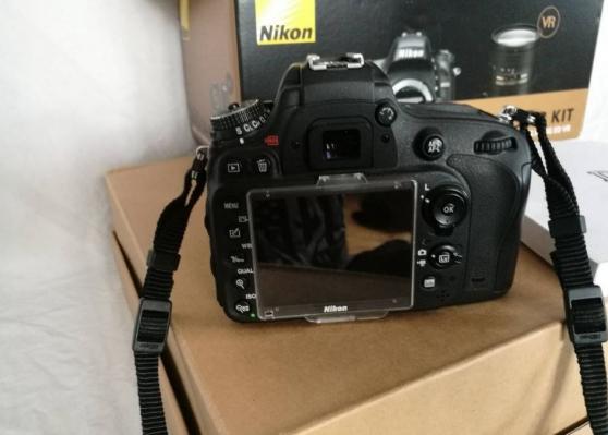 Annonce occasion, vente ou achat 'Nikon D610 avec objectif Nikkor'