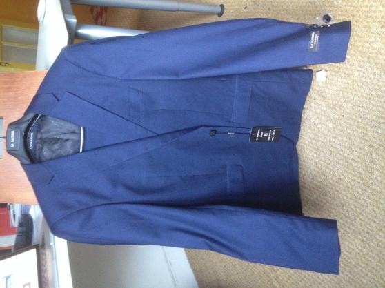 Costume La Sartoria - Bleu - Neuf