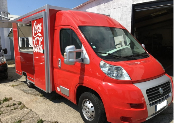 camion magasin food truck snack